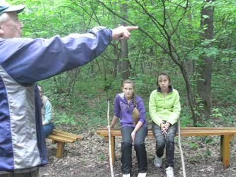 Лесная школа. Хвалынский национальный парк