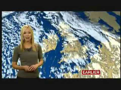 Sexy UK Women TV Weather Presenters 4