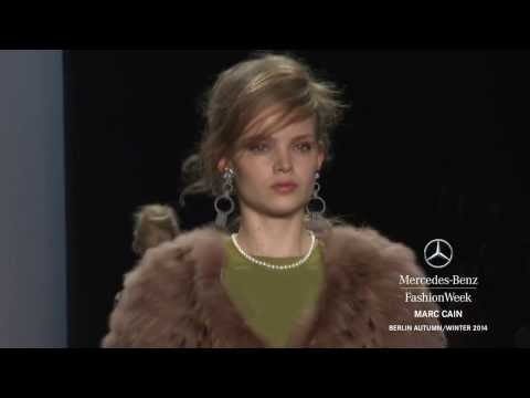 MARC CAIN - Mercedes-Benz Fashion Week Berlin A/W 2014 Collections