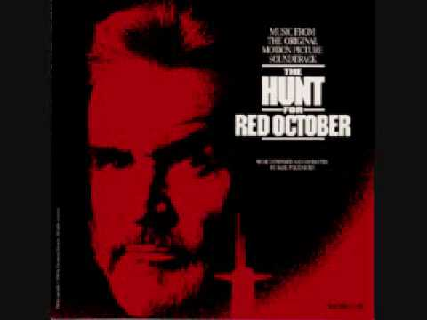 The Hunt For Red October By Basil Poledouris - Hymm To Red October