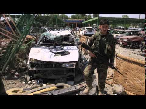 Civilians killed in separate bombings in Afghanistan