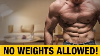 Home Chest Workout (NO WEIGHTS ALLOWED!!)
