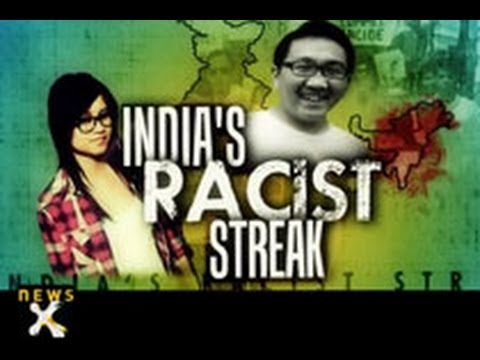 India's racist streak - 1 of 2 - NewsX