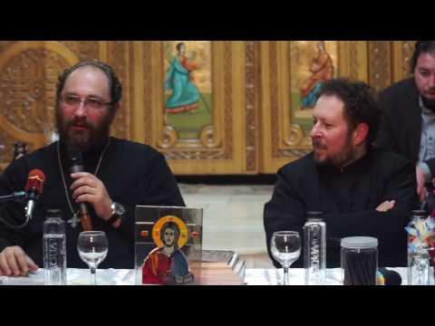Părintele prof Constantin Necula - la Bacău - 8 Martie 2015