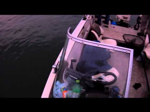 Detroit River Walleye Fishing With Captain Paul