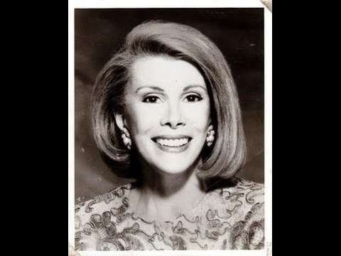 Joan Rivers speaking at UCLA 11/15/1972 (recording begins part way through the speech)