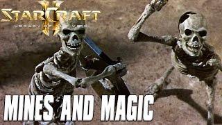 BONER ZONE - Mines and Magic - Starcraft 2 Mod