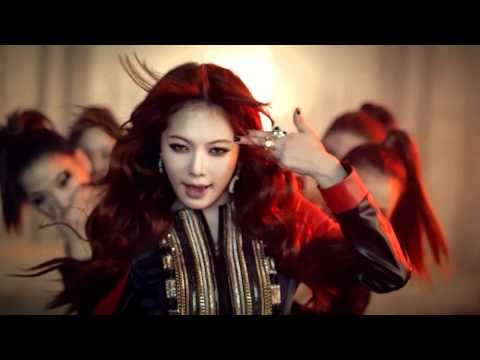 4MINUTE  - Volume Up Mv Sub Español Music Videos