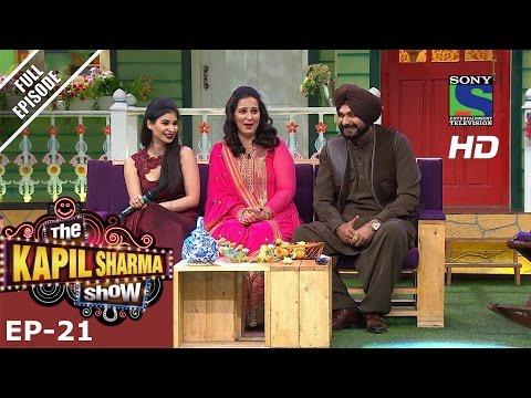 The Kapil Sharma Show - दी कपिल शर्मा शो–Ep-21-Navjot Kaur Sidhu –2nd July 2016 thumbnail