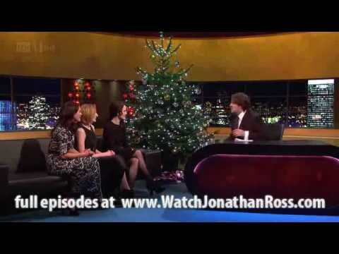 The Jonathan Ross Show (Se 01 Christmas special, December 23, 2011) Part 3 of 5