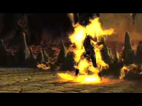 Mortal Kombat vs DC Universe: Fatality Walkthrough Part 1