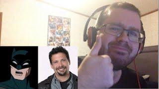 Characters Voice Comparison - 'Batman' Reaction!