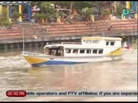 News@6: MMDA, nagbigay ng libreng sakay sa Pasig River ferry service || Aug. 25, 2014