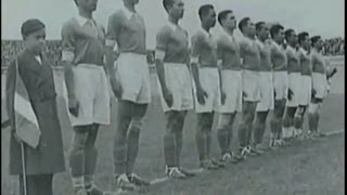 Indonesia Play in The 1938 World Cup- Tempo Doeloe