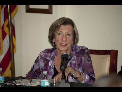 Dr Susan Kaufman Purcell - The Venezuelan Crisis: Implications for Cuba; Options for the U.S.