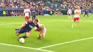 Ishak Belfodil vs RB Salzburg