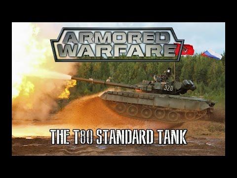 Armored Warfare - The T-80 Standard Tank