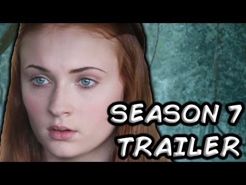 Season 7 Teaser Trailer - Everything We Learned! (Game of Thrones)
