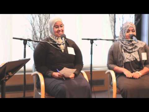 The Future of Somalia, from Somali youth at MPR studios - somali video
