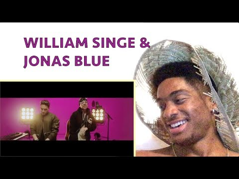 Jonas Blue  - Mama - ft. William Singe Live - Stripped Vevo UK LIFT ALAZON EPI 187 REACTION