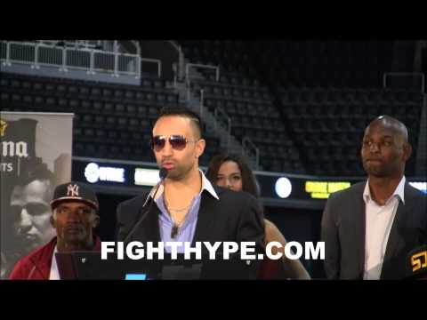 PAULIE MALIGNAGGI SAYS HELL BE THE KING OF BROOKLYN AFTER BEATING ZAB JUDAH