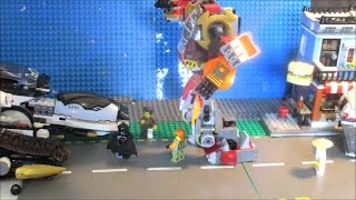 Lego Ninjago Masters of Time Episode 105: The Shadow Keeper
