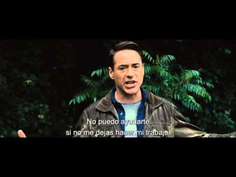 Película El Juez 2014 Trailer 2 Subtitulado