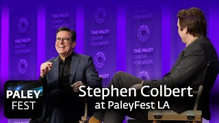An Evening with Stephen Colbert at PaleyFest LA