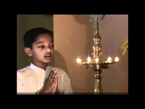 Malayalam Devotional Song Oru Cheru Kaithiri  Pol.m4v video