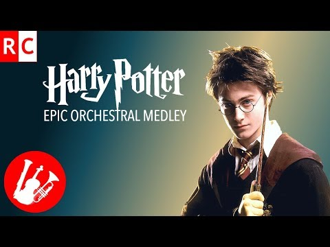 Harry Potter Medley: Slughorn's Confession, A Window to the Past, Harry in Winter + MORE!