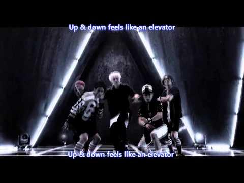 Beast Good Luck MV Eng Sub + Romanization + Hangul HD