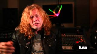 Dave Mustaine on Clint Eastwood, Alzheimers, & Religion
