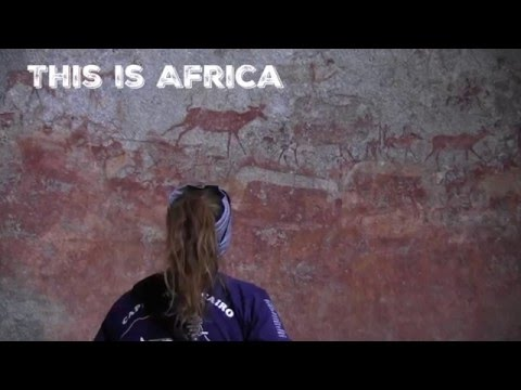 This is Africa, Ancient Cave Paintings in Africa