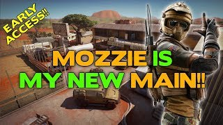 Mozzie Is So Fun! || Early Access Gameplay and Impression