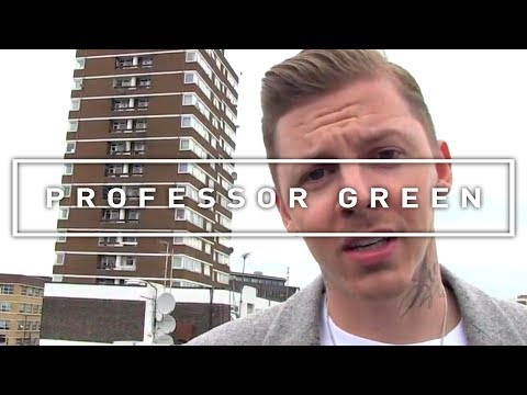 Professor Green – 1m Twitter Followers Competition