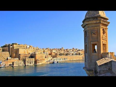 MALTA ISLAND / Turismo por la isla / Malta tourism, travel / Visit Malta,La Valetta,Birgu,Marsaxlokk