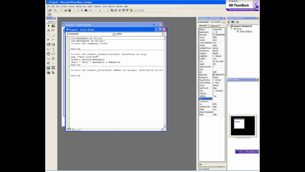 free spanish chat room visual basic