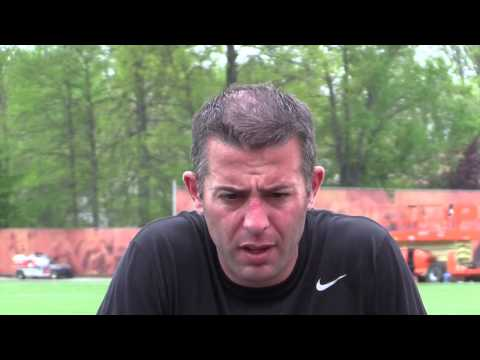 Browns OC John DeFilippo on quarterbacks Josh McCown and Johnny Manziel