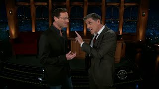 Late Late Show with Craig Ferguson 12/6/2010 Katie Couric, Al Madrigal