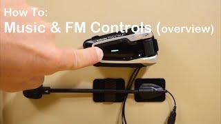 Cardo PACKTALK/BOLD - Music Controls (Manual Operation)