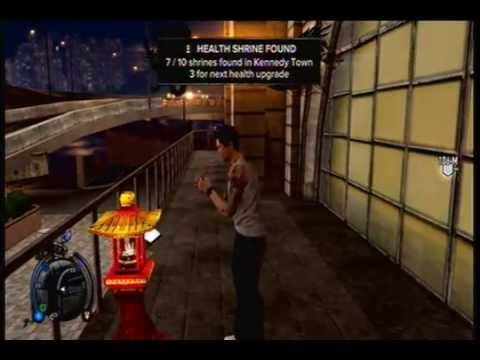 Sleeping Dogs - Health Shrines Location Guide - Kennedy Town