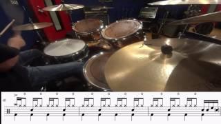 Download lagu UNISON SQUARE GARDEN - シュガーソングとビターステップ drum cover (ドラム譜付)