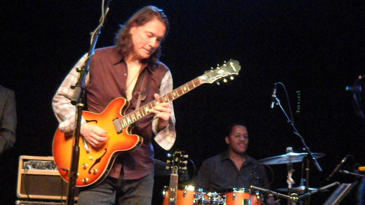 Robben Ford Quot Fool S Paradise Quot 3 14 13 Ftc Fairfield Ct