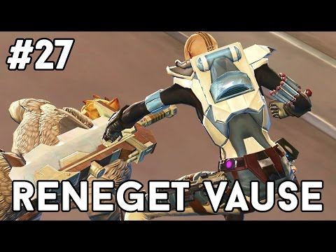 SWTOR: Bounty Hunter Story - Reneget Vause - Hoth #27