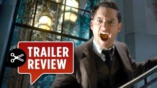 The Great Gatsby - Instant Trailer Review - The Great Gatsby NEW TRAILER (2012) Leonardo DiCaprio Movie HD