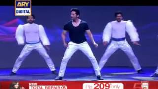Fahad Mustafa Dance Performance ARY Film…