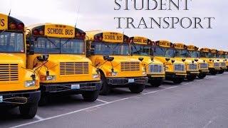 Student Transport System C++ Mini Project ✔