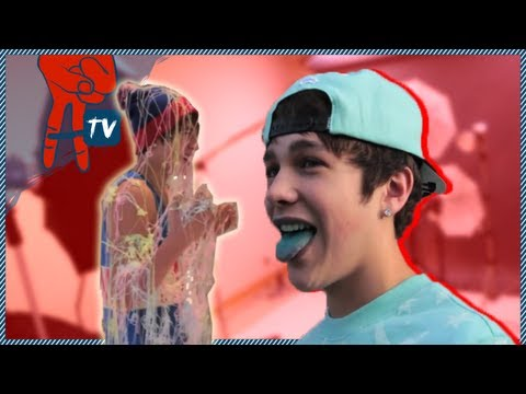 Austin Mahone's BOP Tiger Beat Photo Shoot - Austin Mahone Takeover Ep. 39