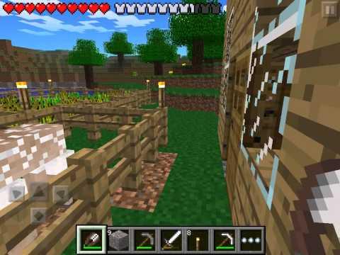 Minecraft Pocket Edition   Survival Episodio 14   Armadura