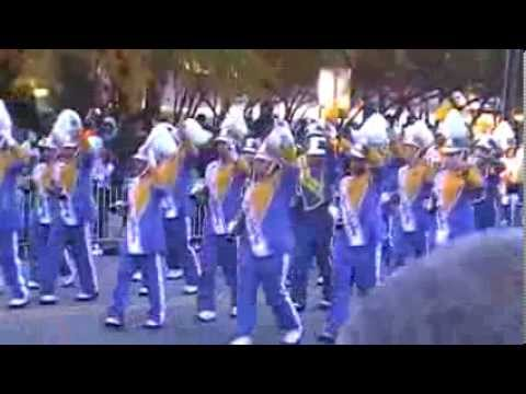 Dudley High School Marching Band 2013